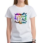 Color Me Uke! Women's T-Shirt