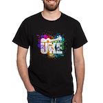 Color Me Uke! Dark T-Shirt