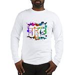 Color Me Uke! Long Sleeve T-Shirt
