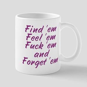 Find 'em Mug