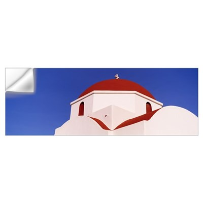 Mykonos Greece Wall Decal