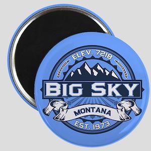 Big Sky Blue Magnet