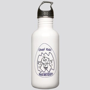 Drink-ware Stainless Water Bottle 1.0L