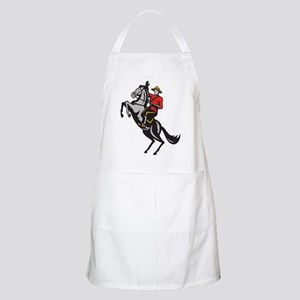 Canadian Police Mountie Apron