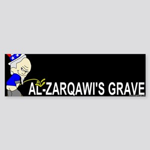 Piss On al-Zarqawi's Grave Bumper Sticker