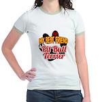 Pit Bull Terrier Jr. Ringer T-Shirt