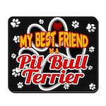 Pit Bull Terrier Mousepad