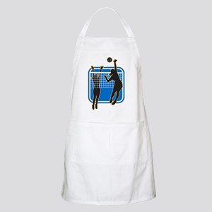 Volleyball Indoor Woman Apron
