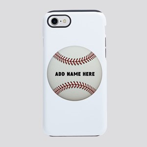 Baseball Name Customized iPhone 7 Tough Case