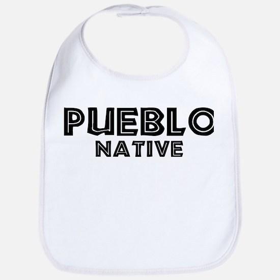 Pueblo Native Bib