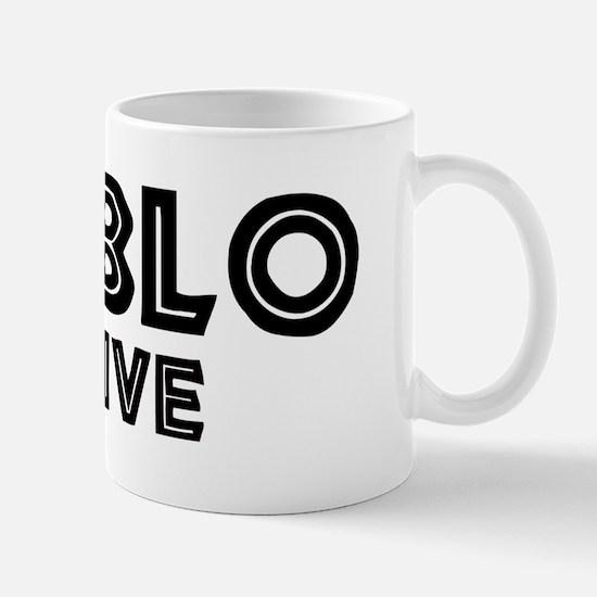 Pueblo Native Mug