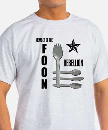 Cute Fork spoon spork T-Shirt