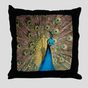 Peacock 6286 - Throw Pillow