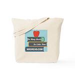 MrsRead.Com Tote Bag