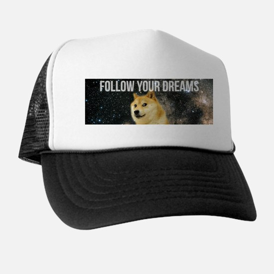 Cute Surf dog Trucker Hat