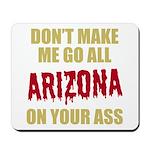 Arizona Baseball Mousepad