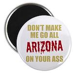 Arizona Baseball Magnet