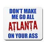 Atlanta Baseball Mousepad