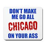 Chicago Baseball Mousepad