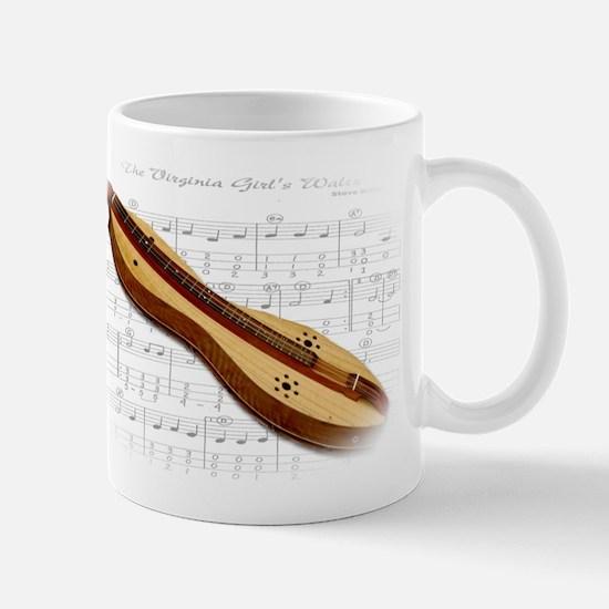 Mountain Dulcimer Mug