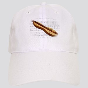 Mountain Dulcimer Cap