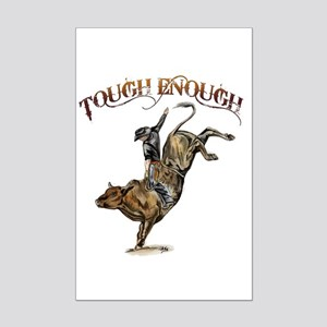 Tough enough Mini Poster Print