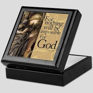 Nothing is Impossible Keepsake Box