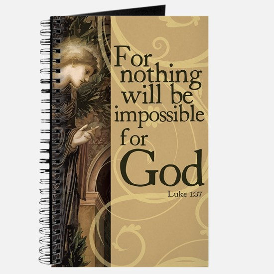 Nothing is Impossible Journal