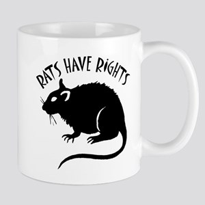 """Rats Have Rights"" Mug"