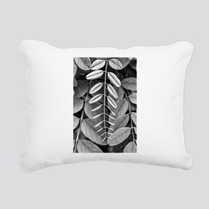 Leaves Rectangular Canvas Pillow
