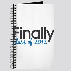 Finally Class of 2012 Grad Journal