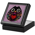 Owl's Hatch Keepsake Box