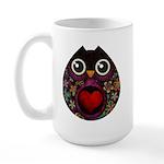 Owl's Hatch Large Mug