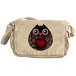 Owl's Hatch Messenger Bag