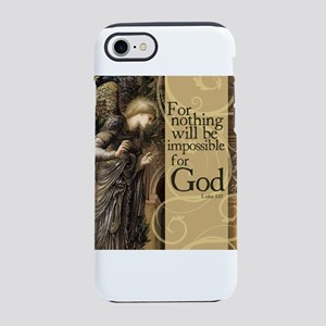Nothing is Impossible iPhone 7 Tough Case