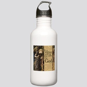 Nothing is Impossible Stainless Water Bottle 1.0L