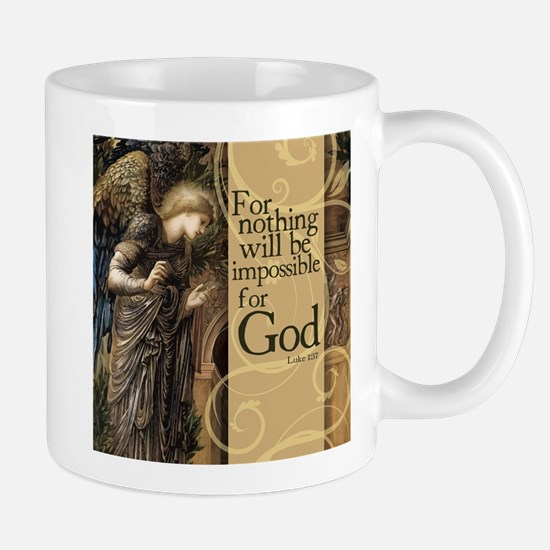 Nothing is Impossible Mugs