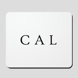 Cal Mousepad