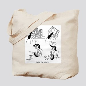 In the DNA Kitchen Tote Bag