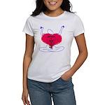 Glad Heart Women's T-Shirt