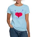 Glad Heart Women's Light T-Shirt