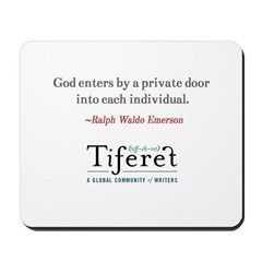 God's Private Door - Mousepad