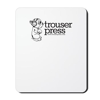 Trouser Press Mousepad