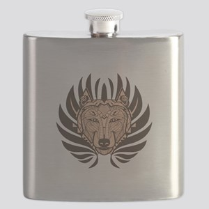 THE MORNING STARE Flask