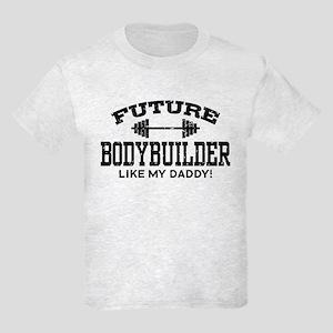 Future Bodybuilder Kids Light T-Shirt