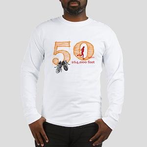 50 Mile Ladies Long Sleeve T-Shirt