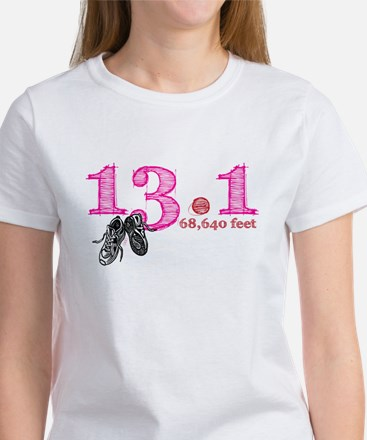 13.1 | 68,640 Feet Women's T-Shirt
