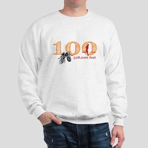 100 Mile Ladies Sweatshirt