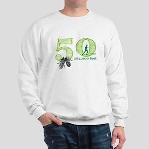 50 Mile Men's Sweatshirt