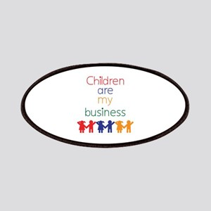 Children are my business Patches